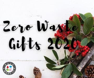 15 ιδέες για zero waste δώρα