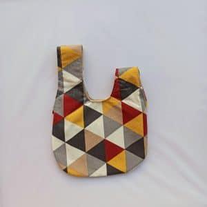 Knot Bag Πολύχρωμη-μεσαία